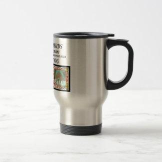 Cree su propia taza inoxidable del viaje del viaje