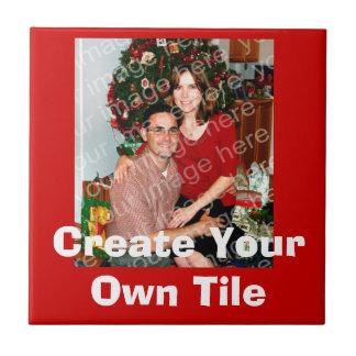 Cree su propia teja