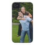 Cree su propia zarzamora de la plantilla de la fot Case-Mate iPhone 4 carcasa