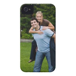Cree su propia zarzamora de la plantilla de la iPhone 4 Case-Mate carcasa