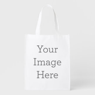 Cree su propio bolso de ultramarinos reutilizable bolsa de la compra