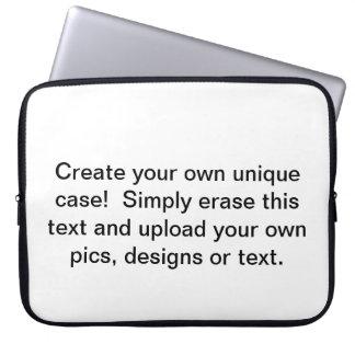Cree su propio bolso del ordenador portátil/de la funda ordendadores
