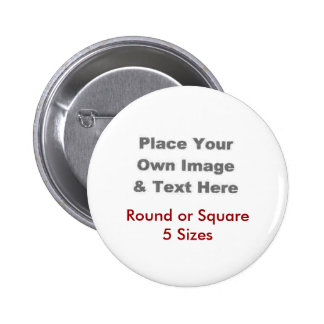 Cree su propio botón pin redondo de 2 pulgadas