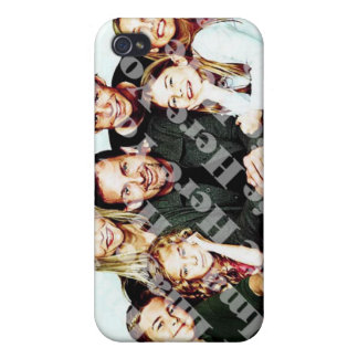 Cree su propio caso de Shell duro del iPhone 4 de  iPhone 4 Carcasa