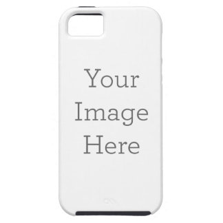 Cree su propio caso del ambiente del iPhone 5 5S iPhone 5 Case-Mate Carcasa