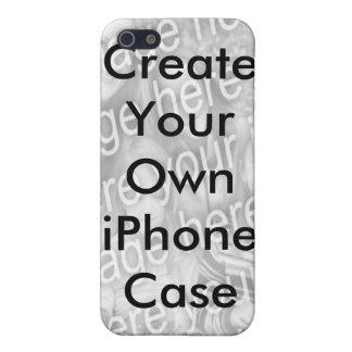 Cree su propio caso del iPhone 4 añaden su foto iPhone 5 Funda