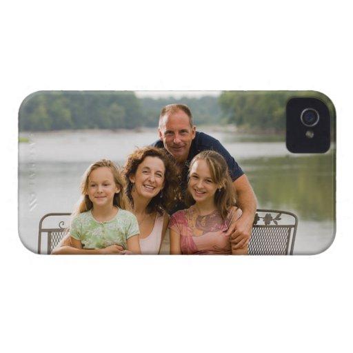 Cree su propio caso del iphone 4 de la plantilla d iPhone 4 fundas