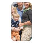 Cree su propio caso del iphone 4 de la plantilla d iPhone 4/4S fundas