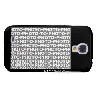 Cree su propio caso duro vivo 4 de HTC