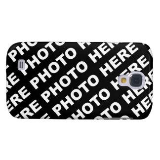Cree su propio caso duro vivo 5 de HTC Funda Para Galaxy S4