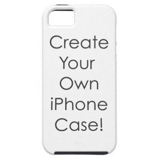 Cree su propio caso único del iPhone 5 añaden una Funda Para iPhone 5 Tough