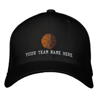 Cree su propio casquillo del baloncesto gorra de béisbol
