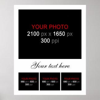 Cree su propio collage 004 de la foto póster