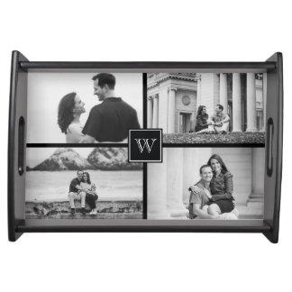 Cree su propio collage adaptable de la foto del bo bandejas