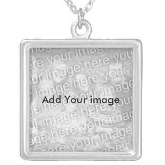 Cree su propio collar añaden su foto de la imagen