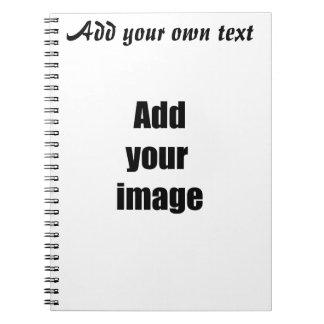 Cree su propio cuaderno