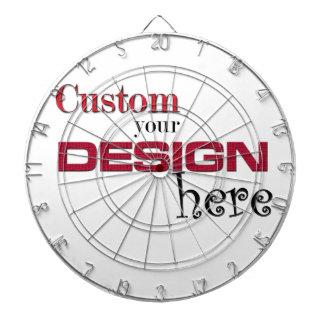 cree su propio diseño añaden imagen modifican para tablero dardos