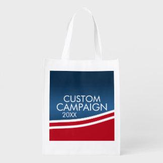 Cree su propio diseño de la elección bolsas de la compra
