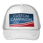Cree su propio diseño de la elección gorras de camionero