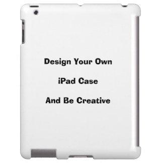 Cree su propio diseño del caso del iPad