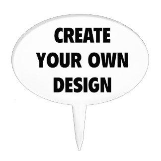 Cree su propio diseño encendido figura de tarta