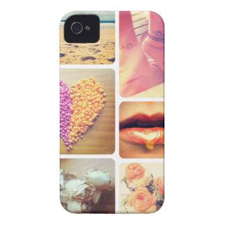 Cree su propio Instagram Case-Mate iPhone 4 Coberturas