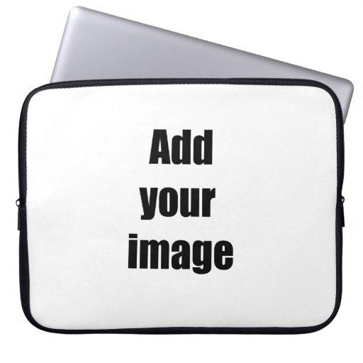 Cree su propio ordenador portátil Sleave Funda Computadora
