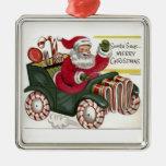 Cree su propio ornamento de encargo del navidad adorno para reyes