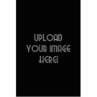 Cree su propio ornamento de la foto 3D (2x3) Adorno Fotoescultura
