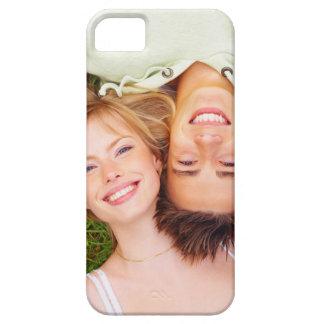 Cree su propio personalizado añaden el caso del funda para iPhone 5 barely there