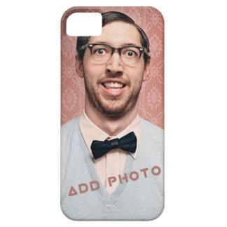 Cree su propio personalizado añaden el caso del iPhone 5 funda