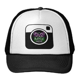 Cree su propio personalizado gorras de camionero