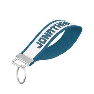 Cree su propio personalizado personalizado llavero de pulsera