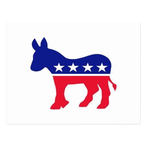 Cree su propio político postales