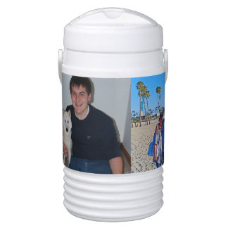 Cree su propio refrigerador de encargo del iglú de