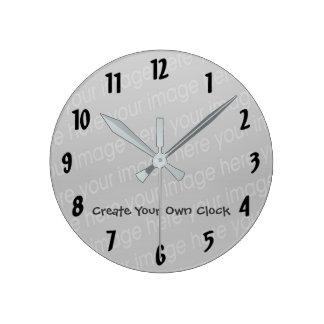 Cree su propio reloj - estilo 5