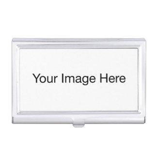 Cree su propio tenedor de la tarjeta de visita cajas de tarjetas de presentación