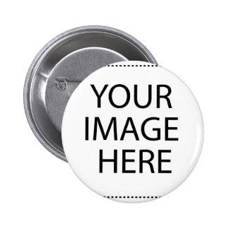 Cree su propio texto y diseñe:-) pin redondo de 2 pulgadas
