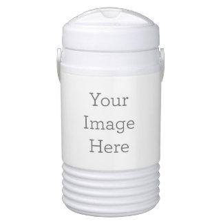 Cree su propio vaso refrigerador del iglú vaso enfriador igloo