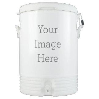 Cree su propio vaso refrigerador del iglú refrigerador de bebida igloo