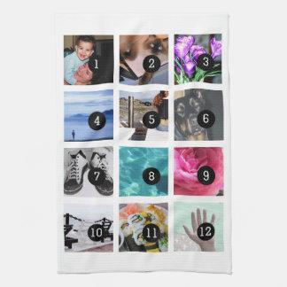 Cree sus imágenes del estilo 12 de la foto toallas de cocina