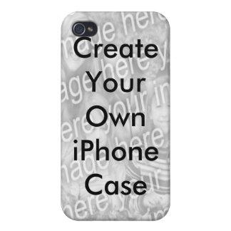 Cree sus los propios añaden su foto iPhone 4/4S carcasas