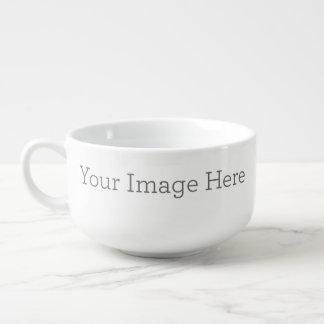 Cree sus los propios bol para sopa
