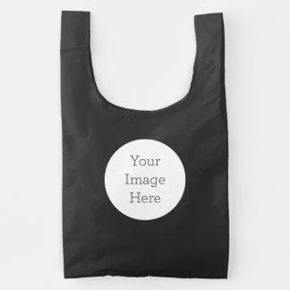 Cree sus los propios bolsa reutilizable