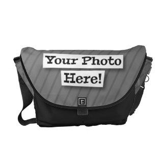 Cree sus los propios bolsas de mensajeria