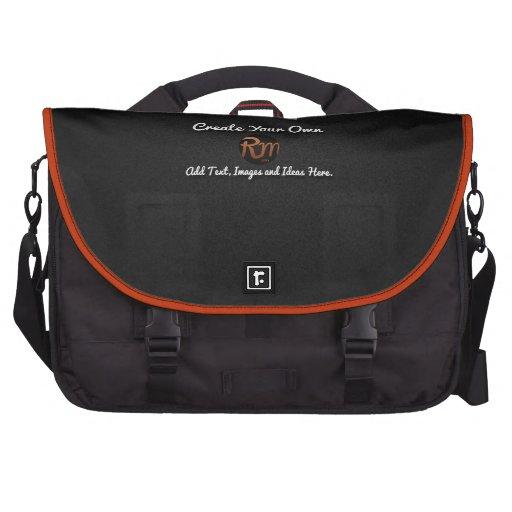 Cree sus los propios bolsas para portátil
