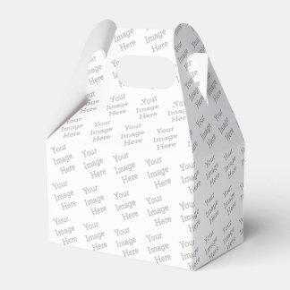 Cree sus los propios caja para regalos