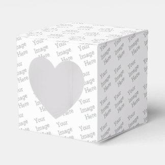 Cree sus los propios caja para regalo de boda