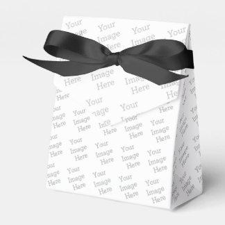 Cree sus los propios caja para regalos de fiestas