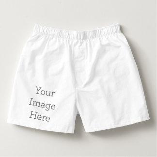 Cree sus los propios calzoncillos